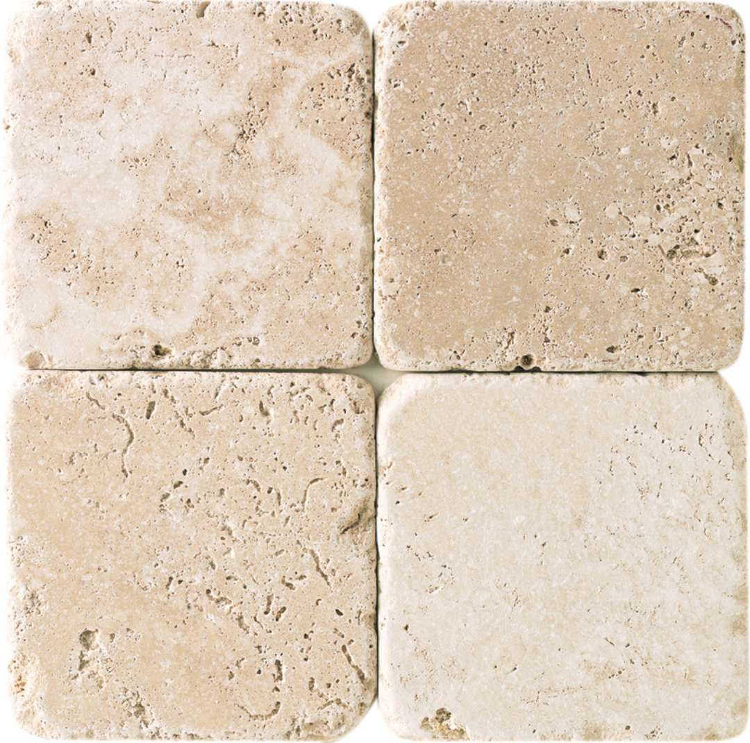 Travertine Marble Tile : Classico travertine tumbled antique marble corp