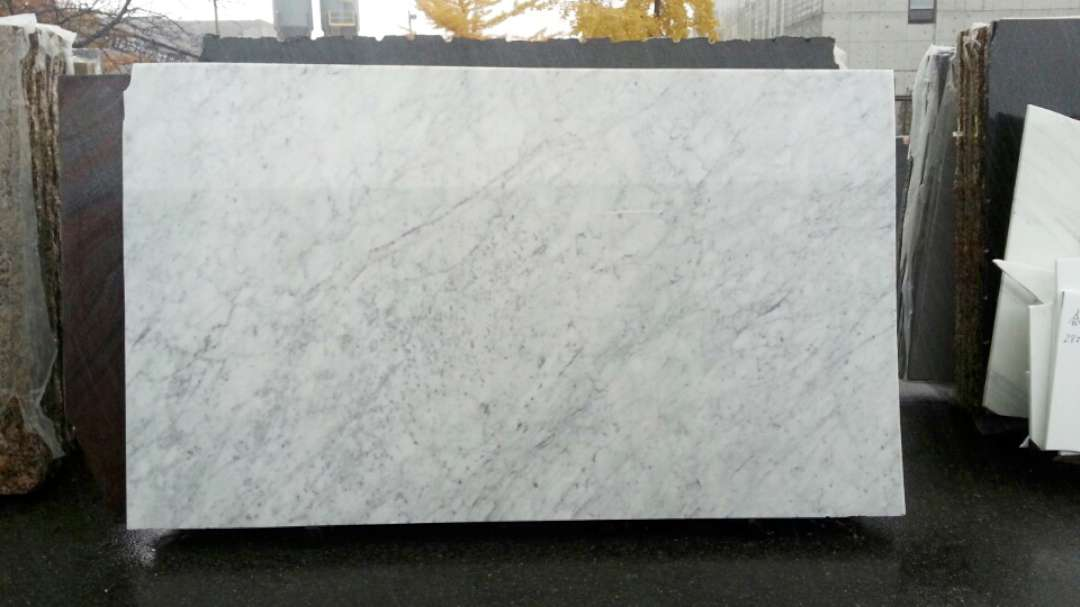 lightbox. Carrara White C Extra Marble Honed   Marble X Corp   Counter Top