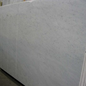 Carrara White C Extra Marble Polished White Slab