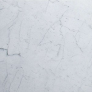 Carrara White Polished Marble