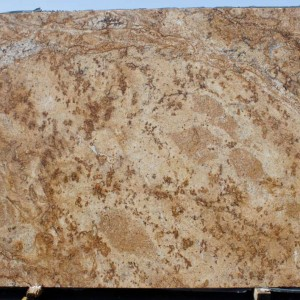 Golden Crystal Granite Polished Slab