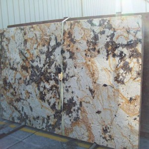 Juparana Delicatus Granite Polished Slab