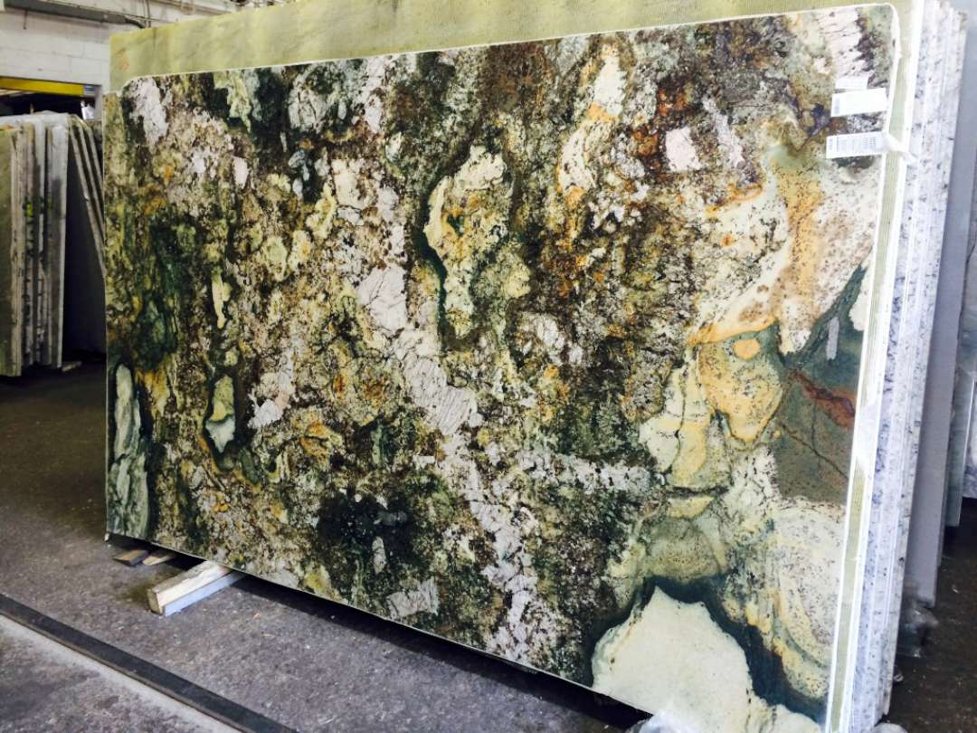 Granite Slab Sizes : Kamarica green granite polished marble corp counter