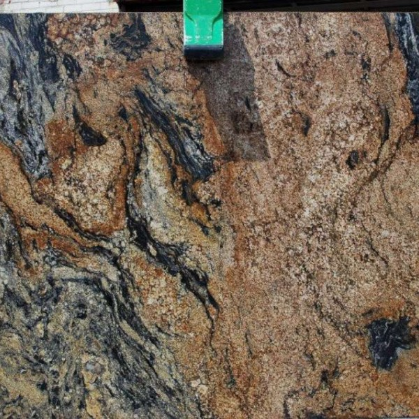 Magma Gold Granite Polished Marble X Corp Counter Top