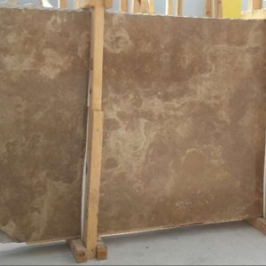 Noce Travertine Honed-CrossCut Slab