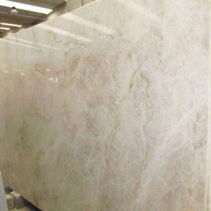 Perla Venato Quartzite Polished Slab