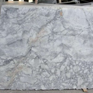 Super White Granite Polished White Slab