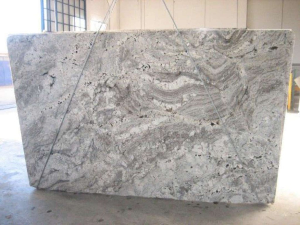 White Paradise Granite Polished Marble X Corp Counter
