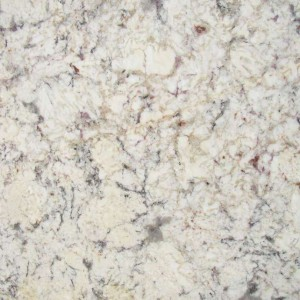 bianco romano brush granite slab