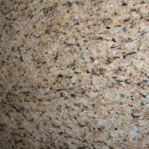 giallo ornimental granite slab