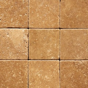 Travertine Noce 6x6 2