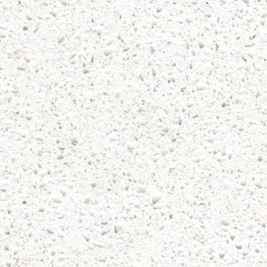 CQ712 cotton white Quartz