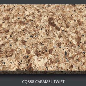 CQ888_Caramel Twist Quartz